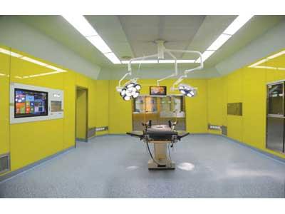 医院玻璃手术室