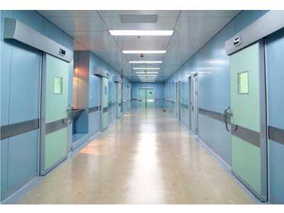 医院装饰材料用于洁净走廊