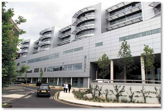 英国皇家维多利亚医院