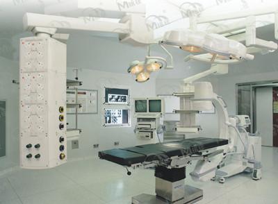 洁净装饰装修材料用于各类医疗系统洁净手术室:高清图片