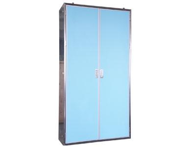 41100系列藏墙式手术室专用柜(腔镜柜-铝材款)
