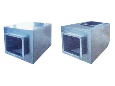 25100 洁净空调专用消音器及消音弯头