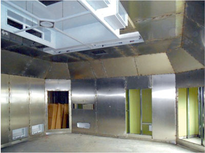 11400系列圆弧型/八角型过渡手术室