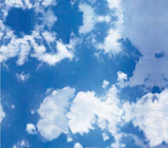 蓝天白云1