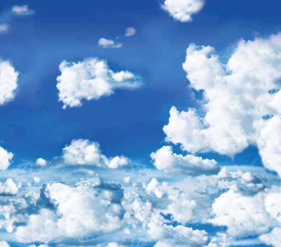 蓝天白云2