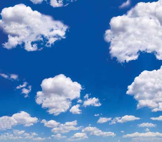 蓝天白云3