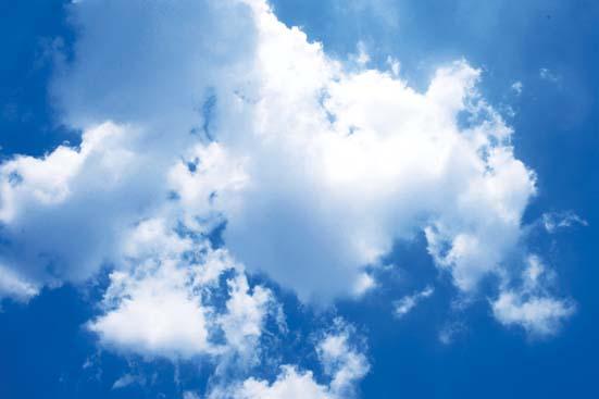 蓝天白云4