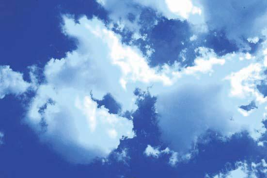 蓝天白云8