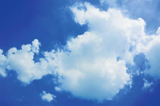 蓝天白云10