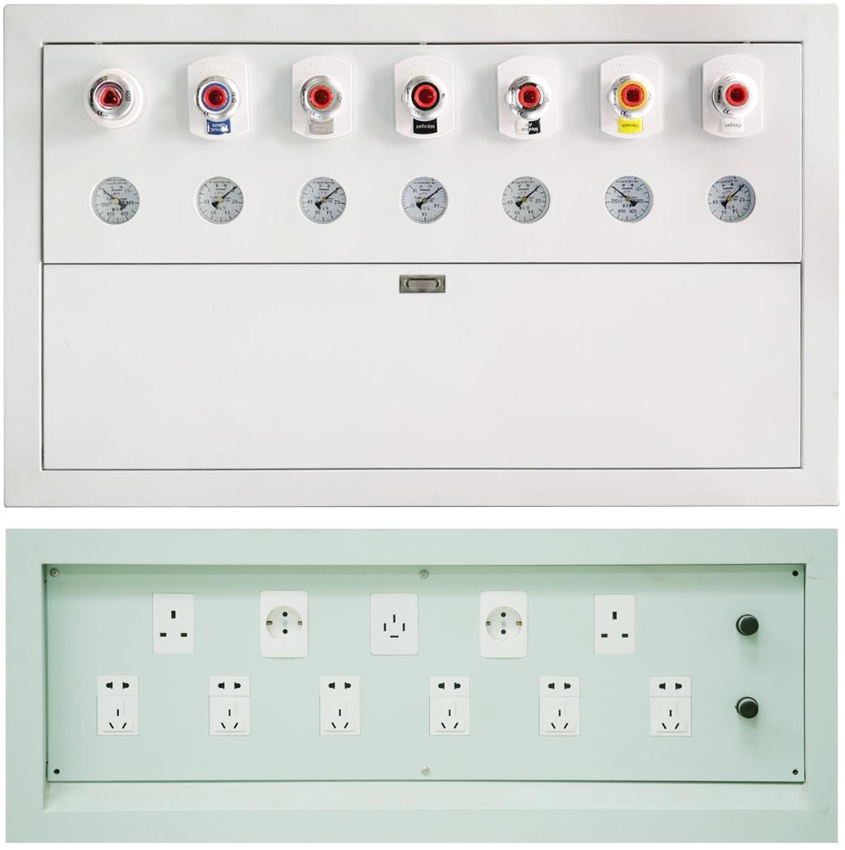 气体面板/电源箱