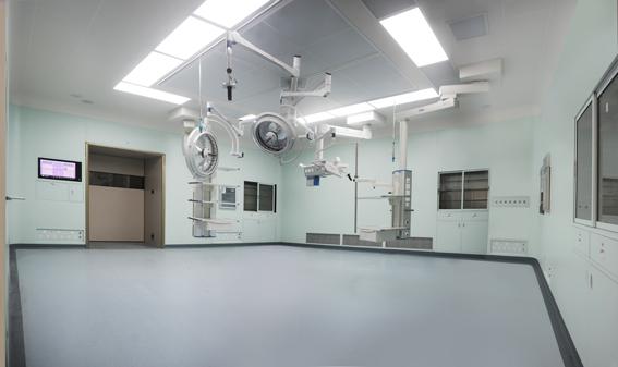 珠海中大五院整體手術室