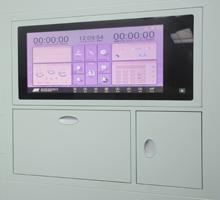液晶控制箱(帶寫字板)