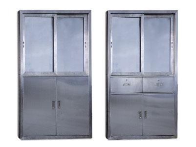 41400系列藏墙式手术室专用柜(翻6柜)
