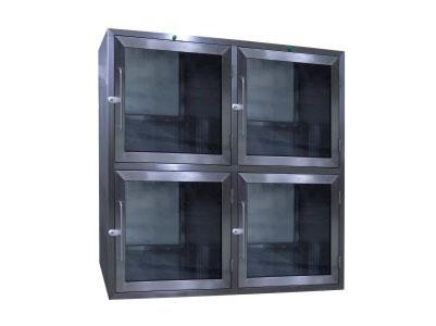 41505四联普通型传递柜